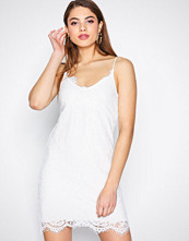 Motel White Posy Lace Dress