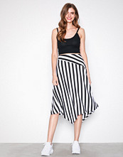 NLY Trend Stripete Stripe Skirt