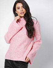 NORR Pink Andy knit top
