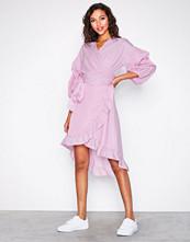 Y.a.s Offwhite Yasneya Wrap Dress
