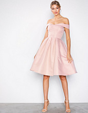 Chi Chi London Bridal Pink Jade Dress