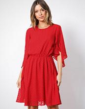 Y.a.s Mørk Rød Yasscarlet Ss Dress