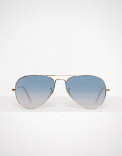 Ray-Ban Aviator Large Metal 0RB3025 Lys blå