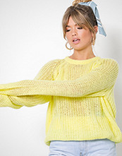 NLY Trend Gul Light Hand Knit