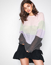 NLY Trend Stripete Light Hand Knit