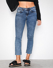River Island Crop Flare Jeans