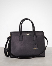 Kate Spade New York Svart Candace Satchel