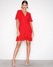 Sisters Point Red Greto Dress