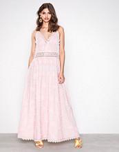 By Malina Dusty Pink Issa maxi dress