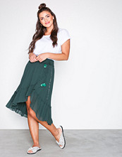 Odd Molly Dark Teal love crush skirt