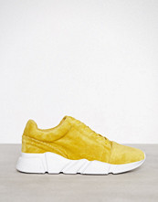 NLY Shoes Mustard Corduroy Sneaker