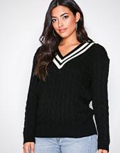 Polo Ralph Lauren Black Cricket Sweater