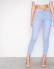 New Look Cobolt Blue Skinny Mango Jeans