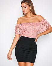 NLY One Svart Mini Base Skirt