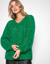 Gestuz Green Behara Cardigan