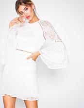 By Malina White Ettie dress