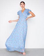 TFNC Print Elana Maxi Dress