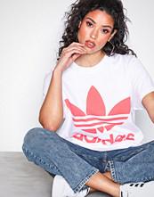 Adidas Originals White Big Trefoil Tee
