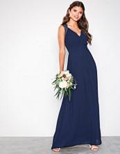 TFNC Navy Della Maxi Dress