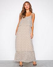 Object Collectors Item Lys grå Objmiki S/L Long Dress a Hs