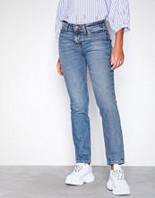 Lee Jeans Denim blå Elly X-Blue Damage