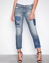 Polo Ralph Lauren Waverly Crop Straight Denim
