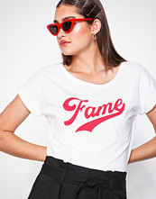 Vila Snow White Vidreamers Pure T-Shirt-Lux