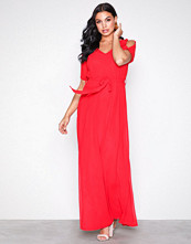 Sisters Point Red Narva Long Dress
