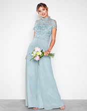 Chi Chi London Blue Charissa Dress