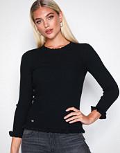 Lauren Ralph Lauren Black Arishelle Sweater