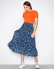 Pieces Pcdimona Midi Skirt Pb