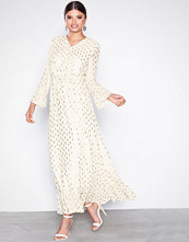 Object Collectors Item Offwhite Objjosefine 3/4 Fabrice Long Dress