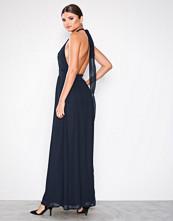 TFNC Navy Bella Maxi Dress