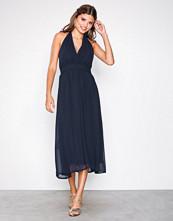 TFNC Navy Bella Midi Dress
