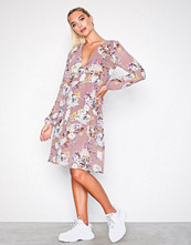 Sisters Point Dusty Rose Gaul Dress