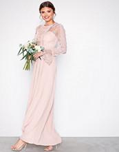 TFNC Mink Isaliya Maxi Dress