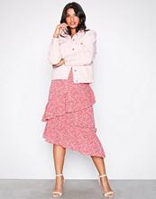 Glamorous Frill Midi Skirt