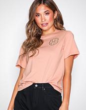 Dagmar Pink Rachel logo t-shirt