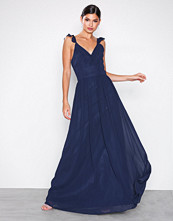 Chi Chi London Katrine Dress Navy