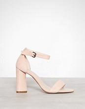 Bianco Powder High Heel Sandal