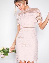 Chi Chi London Pink Sassi Dress