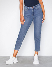 New Look Blue Relaxed Skinny Jeans