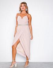TFNC Hula Midi Dress
