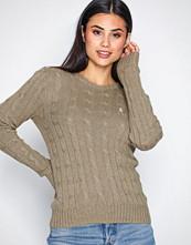 Polo Ralph Lauren Brown Julianna Long Sleeve Sweater
