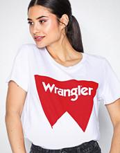 Wrangler White Festival Tee