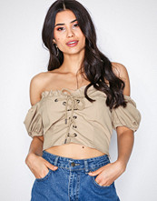 NLY Trend Beige Ciao Bella Top