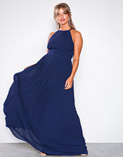 TFNC Navy Polina Maxi Dress