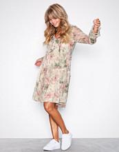 Polo Ralph Lauren Flerfarget Ls Alxa Dr-Long Sleeve-Casual Dress