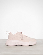 NLY Shoes Perfect Chunky Sneaker Dusty Pink