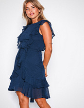 NLY Trend Navy Flirty Dress